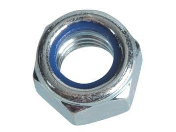 Nyloc Nuts & Washers Zinc Plated M12 ForgePack 6